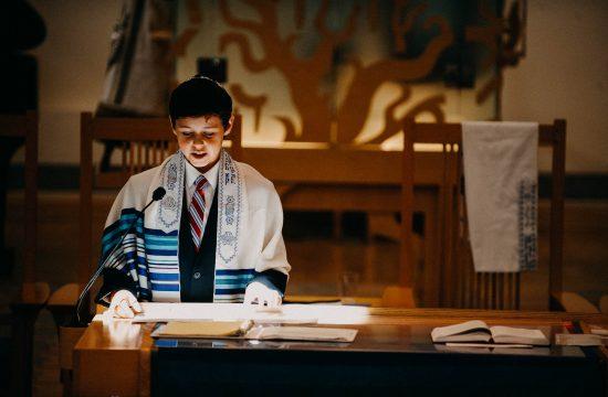 Kehillat Israel Bar Mitzvah photo Pacific Palisades